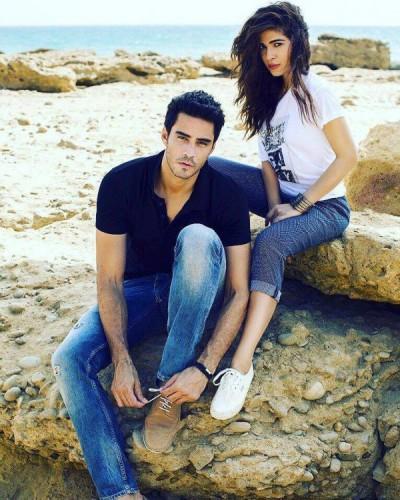 Ayesha Omar and Sikandar Rizvi