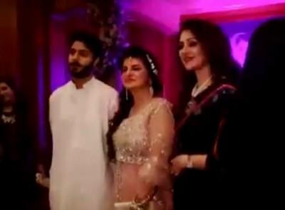 Samiah Khan Wedding Pictures