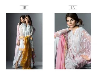 Sana Safinaz Women Formal Dresses 2016