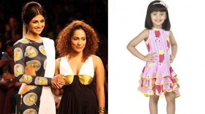 Masaba Gupta launches kidswear range on Flipkart