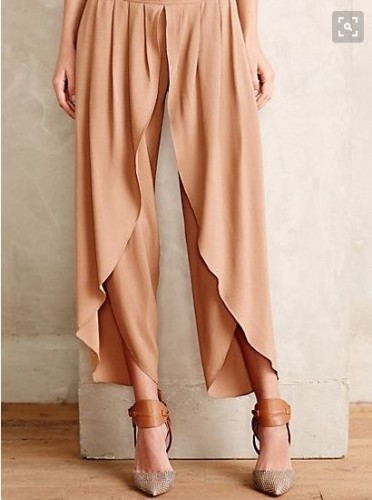 Tulip Pants Trend 2016