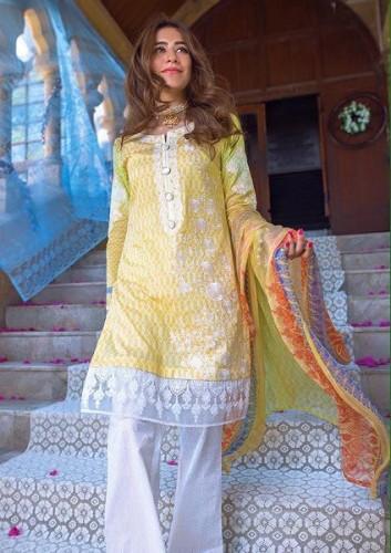 Alkaram Eid Dresses for Women 2016