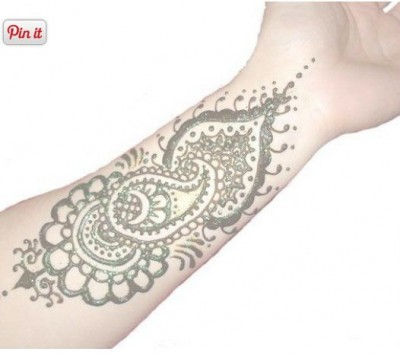 Pakistani Mehndi Designs for Eid 2016