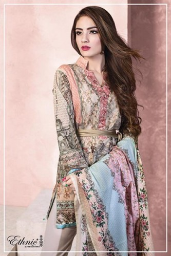 Ethnic By Outfitters Eid Dresses For Women 2016