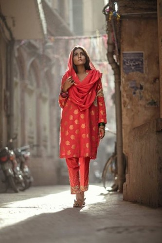 Generation Eid Dresses For Women 2016