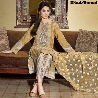 Gul Ahmed Eid Dresses For Women 2016