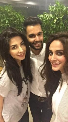 Pakistani Celebrities Snap Chat