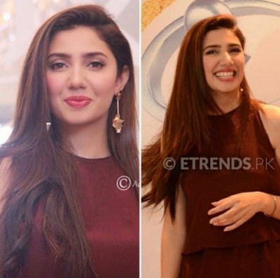Mahira Khan At Lux Style Awards 2016 Nominee Reveal Event