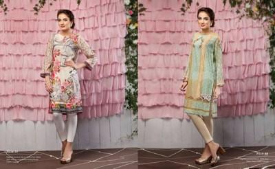 Nisha By Nishat Linen Eid Dresses For Women 2016