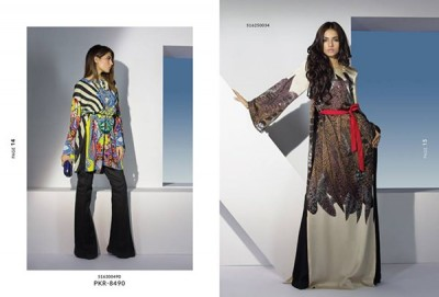 Sana Safinaz Ready To Wear Eid Dresses  For Women 2016