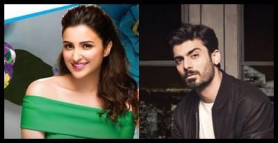 Fawad Khan and Parineeti Chopra new Movie