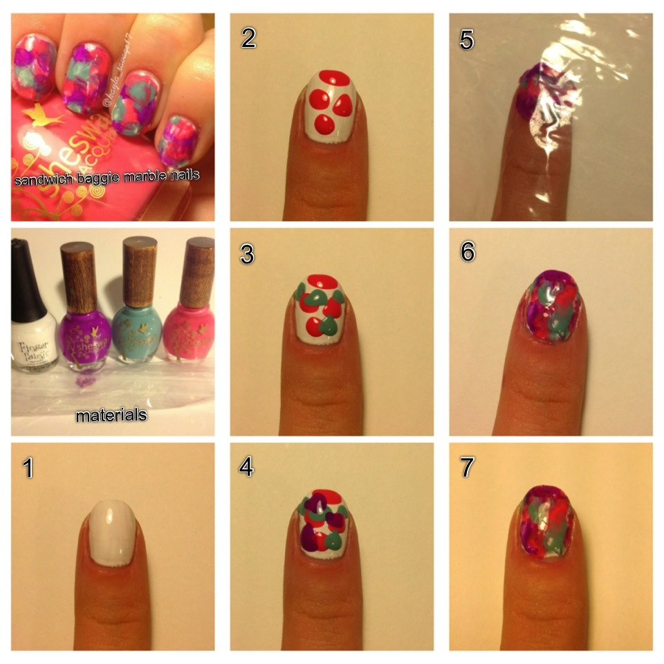 Nail Polish Ideas Step By Step Hession Hairdressing