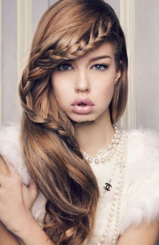 Birthday Party Hairstyles for Girls 2016 - Fashion 2017