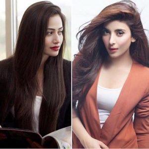 Sana Javed & Urwa Hocane