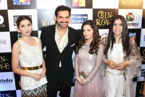 Famous Actors in Drama 'Bin Roye'