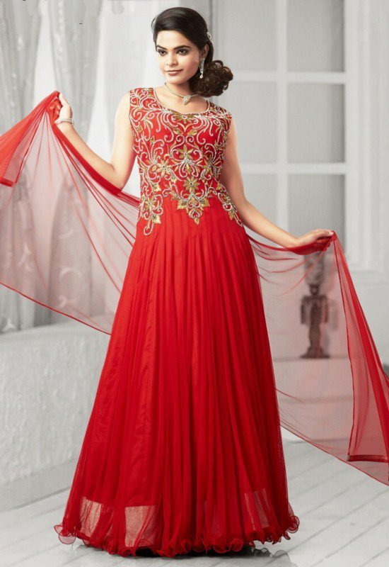 Red Party Dresses Trend for Teenagers Red-Party-Wear-Dresses-for ...