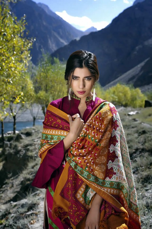 Lakhany Silk Mills Collection 2016
