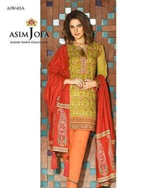 Asim Jofa Winter Women Dresses 2016-2017