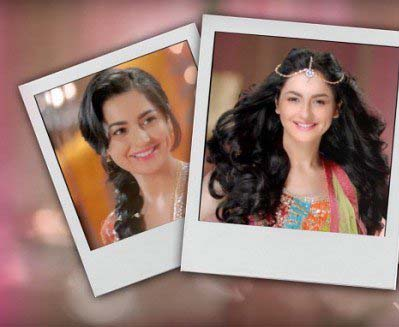 Hania Aamir New Hair Style In Sunsilk's Latest Commercial