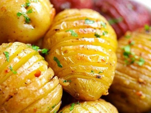 roasted potatoes can cause cancer