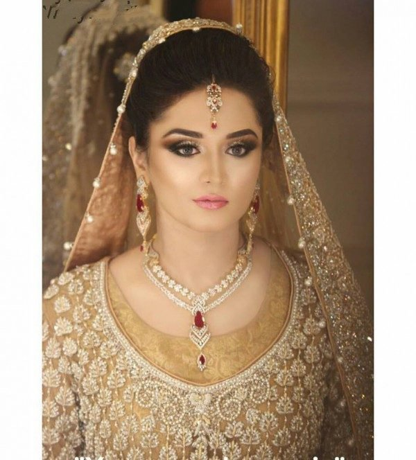 Bridal Makeup Ideas 2017 For Walima