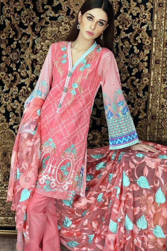 Gul Ahmed Summer Lawn Collection 2017 - Fashion 2017