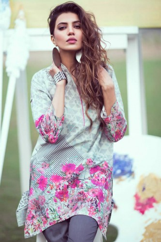 Gul Ahmed Summer Lawn Collection 2017