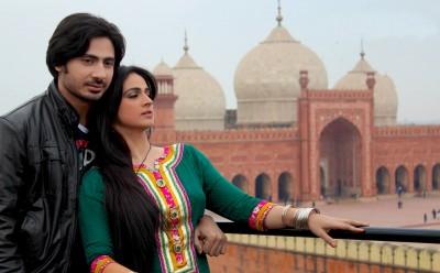 Noor and Hamid Ali Khan