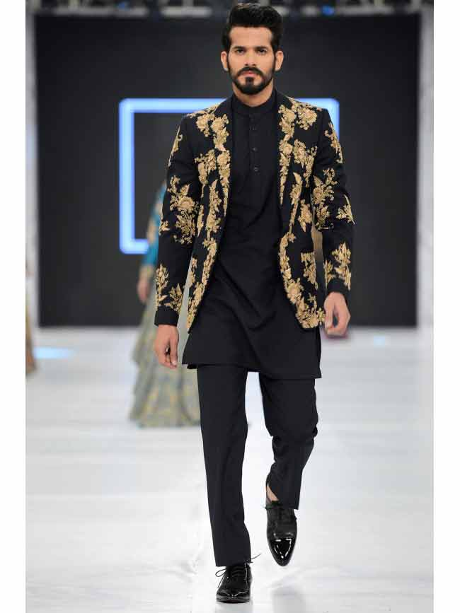 Pakistani Men Short Sherwani Styles 2017 Fashion 2017