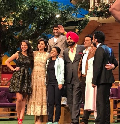 Kapil Sharma Hires New Team