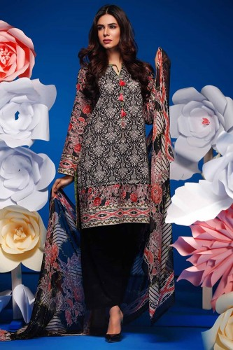 Warda Lawn Dresses 2017 for Women
