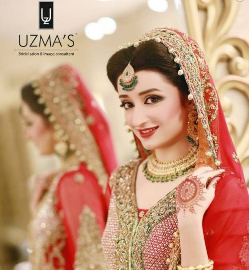 Most Beautiful Bridal Lehenga Designs 2017