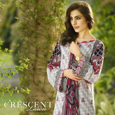 Crescent Summer Lawn Collection 2017