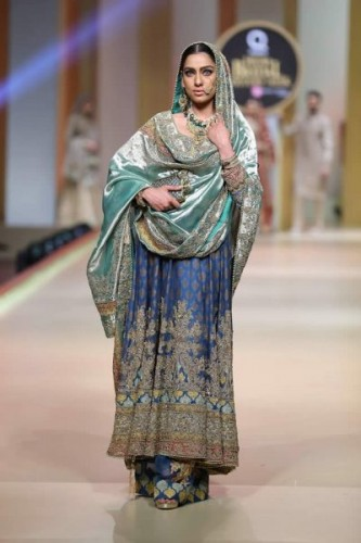 HSY Bridal Collection at QHBCW 2017