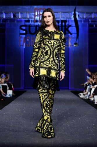 Sana Safinaz Chateau Marmont Collection at PSFW17