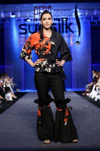 Sapphire Totem Collection at Sunsilk Fashion Week 2017