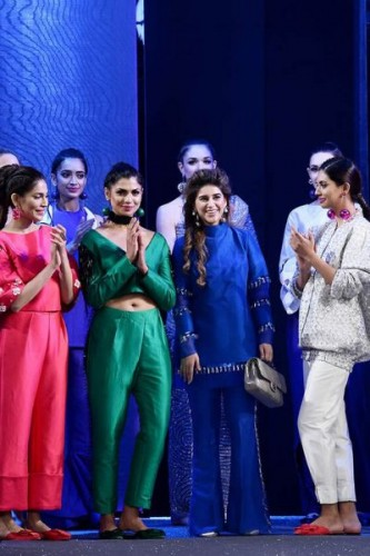 Cross Stitch Holographic Memory Collection at PSFW17