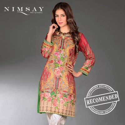 Nimsay New Pret Eid Collection 2017