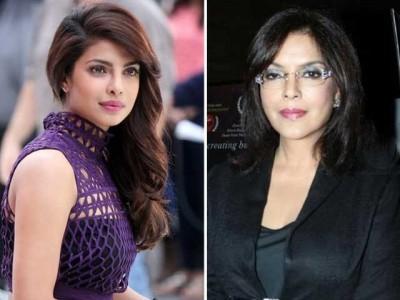 Priyanka Fit for Biopic of Zeenat Aman