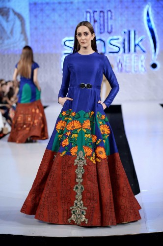 Sunsilk Fashion Week 2017