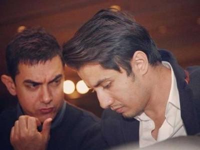 Amer Khan and Ali Zafar