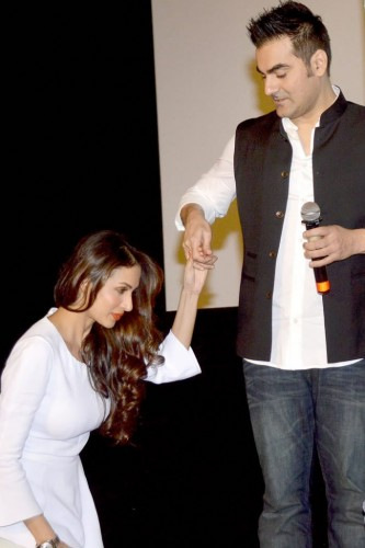 Arbaaz Khan and Malaika Arora