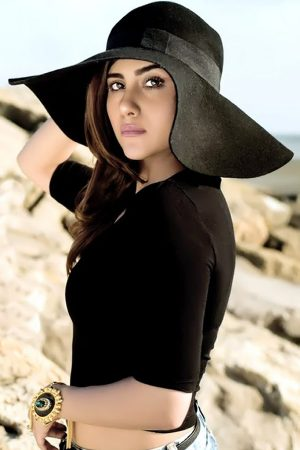 Sohai Ali Abro as Motorcycle Girl