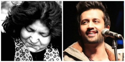 Abida Parveen and Atif Aslam