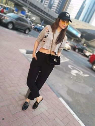 Sana Javed Vacationing in Dubai Pictures
