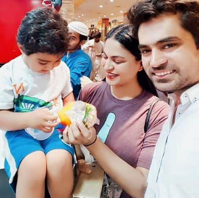 Veena Malik Family Pictures