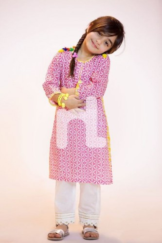 Nishat Kids Eid ul fiter collection 2017