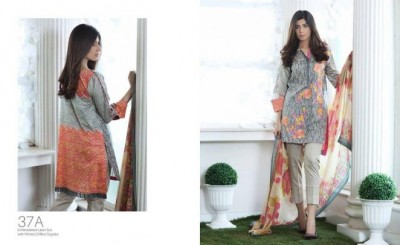 Charizma Embroidered Lawn Collection Vol 4 With Prices