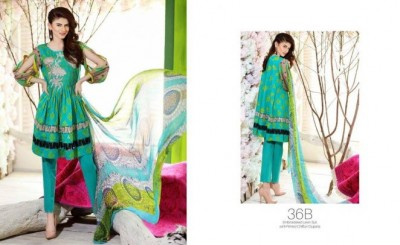 Charizma Embroidered Lawn Collection