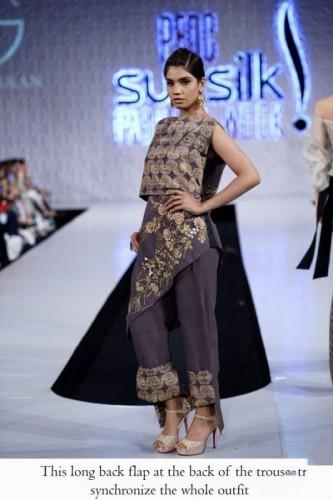 Attractive Bottom Style in Pakistan Fashion
